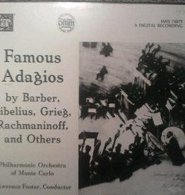 Used Vinyl Various- Famous Adagios