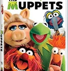 Used DVD The Muppets