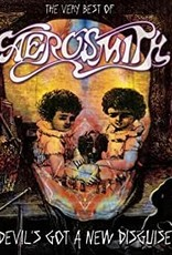 Used CD Aerosmith- Devil's Got A New Disguise
