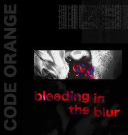 Used 7 Code Orange- Bleeding In The Blur (Black w/Splatter)