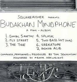 Used CD Squarepusher- Budakhan Mindphone