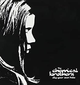 Used CD Chemical Brothers- Dig Your Own Hate