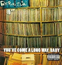 Used CD Fatboy Slim- You've Come A Long Way, Baby