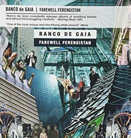 Used CD Banco De Gaia- Farewell Ferengistan