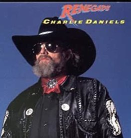 Used CD Charlie Daniels- Renegade