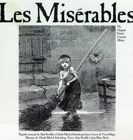 Used CD Les Miserables The Original French Concept Album