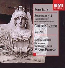 Used CD Saint-Saens- Symphonie No 3/ Cypres Et Lauriers/ La Foi