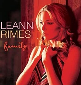 Used CD Leann Rimes- Family