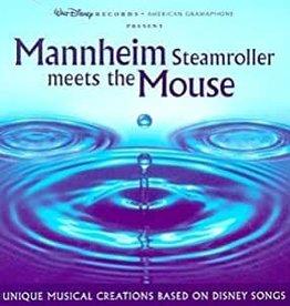 Used CD Mannheim Steamroller- Mannheim Steamroller Meets The Mouse