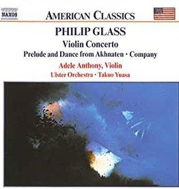 Used CD Phillip Glass- Violin Concerto