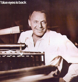 Used Vinyl Frank Sinatra- Ol' Blue Eyes Is Back