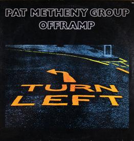 Used Vinyl Pat Metheny Group- Offramp