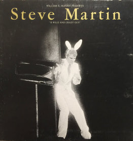 Used Vinyl Steve Martin- A Wild And Crazy Guy