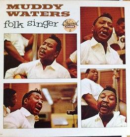 Used Vinyl Muddy Waters- Folk Singer (1987 Reissue)
