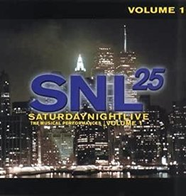 Used CD Various- SNL25 Saturday Night Live Vol 1