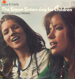 Used Vinyl Lucy & Carly Simon- The Simon Sisters Sing For Children