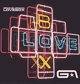 Used CD Groove Armada- Lovebox