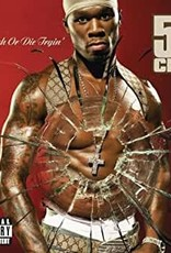 Used CD 50 Cent- Get Rich Or Die Tryin