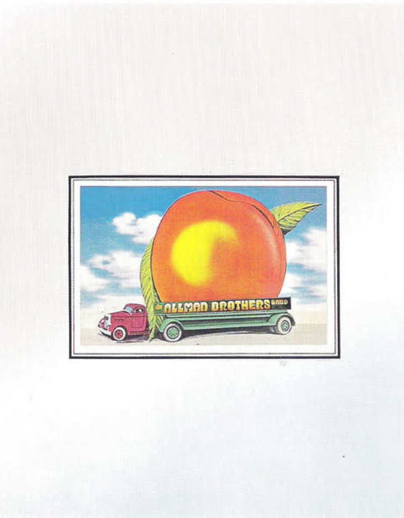 Used CD Allman Brothers- Eat A Peach
