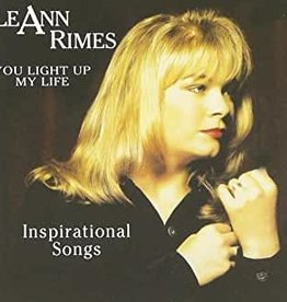 Used CD Leann Rimes- You Light Up My Life