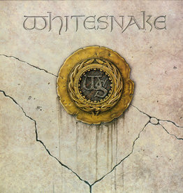 Used Vinyl Whitesnake- Whitesnake