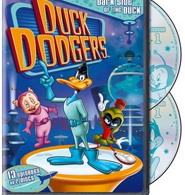 Used DVD Duck Dodgers: Deep Space Duck Season 1