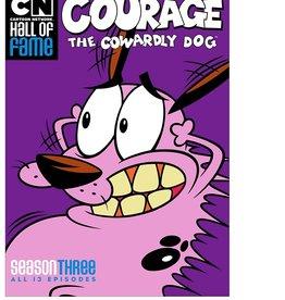 Used DVD Courage The Cowardly Dog Season 3