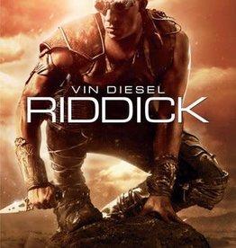 Used DVD Riddick