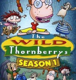 Used DVD Wild Thornberrys Season 1