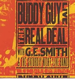 Used CD Buddy Guy- The Real Deal