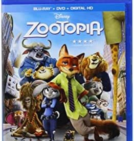 Used BluRay Zootopia