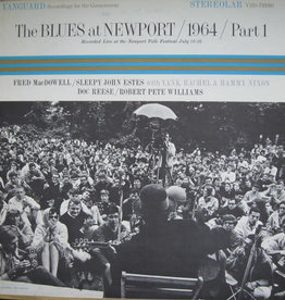 Used Vinyl Various- The Blues At Newport 1964 Part 1