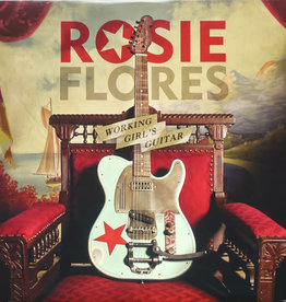 Used Vinyl Rosie Flores- Working Girl's Guitar (Sealed)