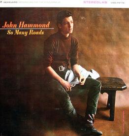 Used Vinyl John Hammond- So Many Roads