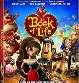 Used BluRay Book Of Life