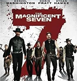 Used BluRay The Magnificent Seven
