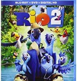 Used BluRay Rio 2