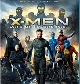 Used BluRay X-Men: Days Of Future Past