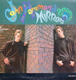 Used Vinyl John Hammond- Mirrors