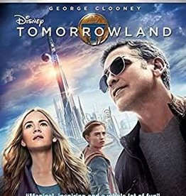 Used BluRay Tomorrowland