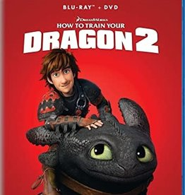 Used BluRay How To Train Your Dragon 2
