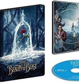 Used BluRay Beauty And The Beast
