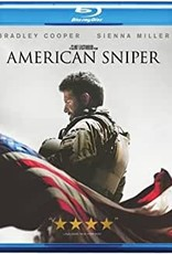 Used BluRay American Sniper