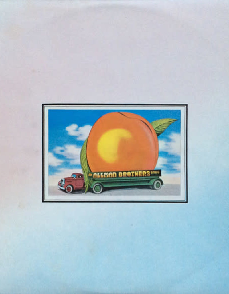 Used Vinyl Allman Brothers- Eat A Peach (UK)