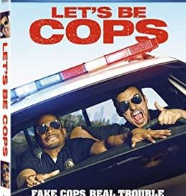 Used BluRay Let's Be Cops