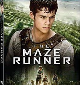 Used BluRay Maze Runner