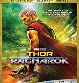 Used BluRay Thor Ragnarok (4K)