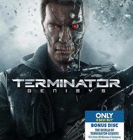 Used BluRay Terminator Genisys