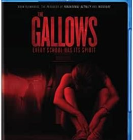 Used BluRay The Gallows