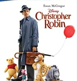 Used BluRay Christopher Robin